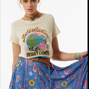 Spell and the Gypsy Satisfaction Desert Lights tee
